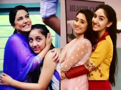 Ashnoor talks about Hina-Shivangi