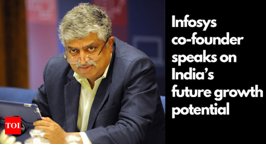 I'm a guarded optimist: Nandan Nilekani opens up on key focus areas for the next Indian government