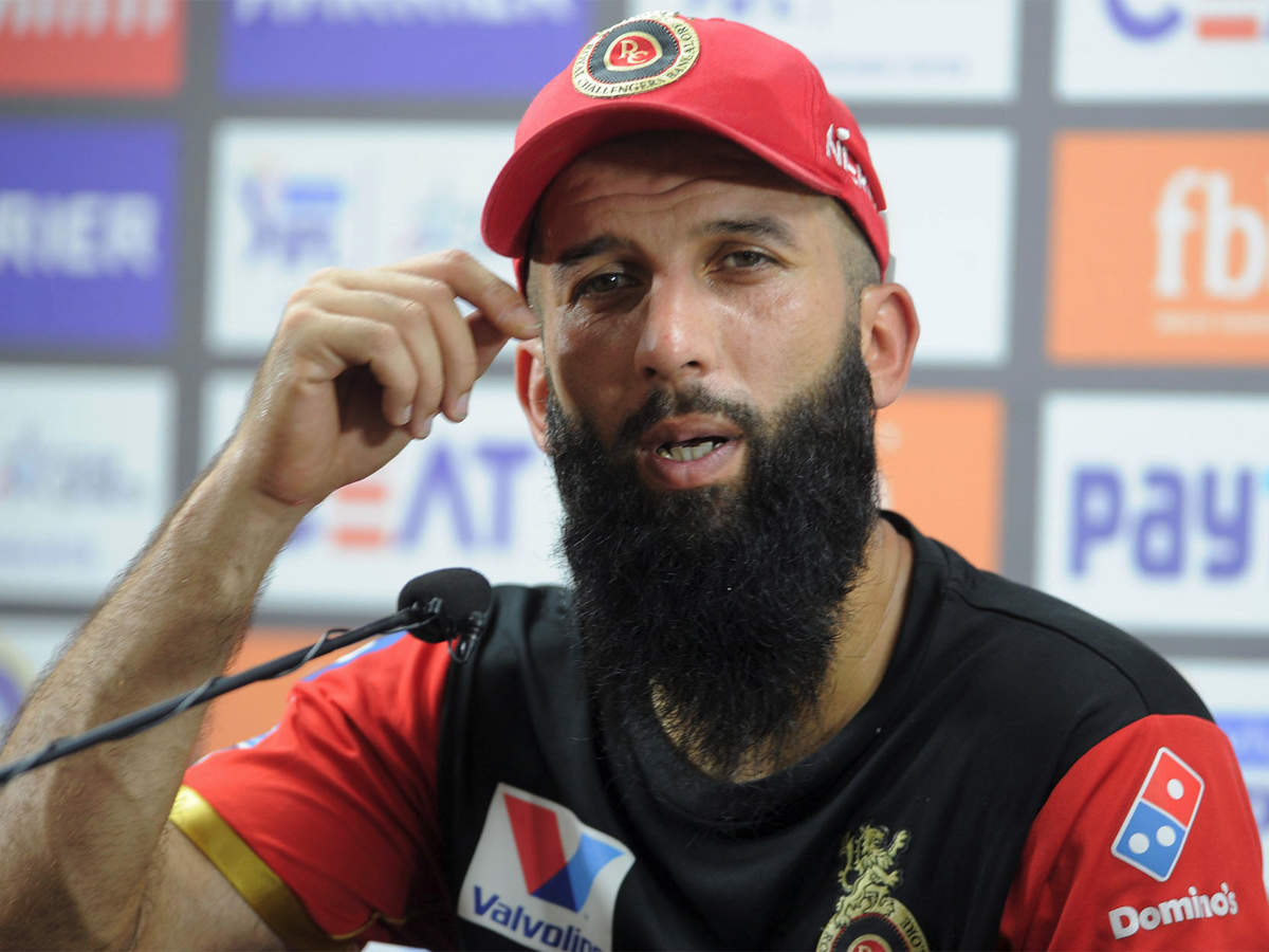 IPL helped me improve my game, says Moeen Ali | Cricket News - Times of India