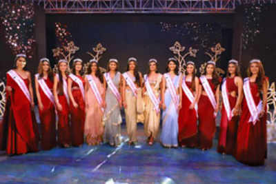 Miss India East Zone 2019 Winners Announced