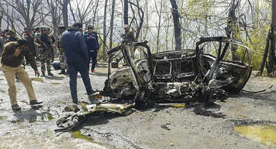 Youth held in Punjab for failed J&K attack | India News