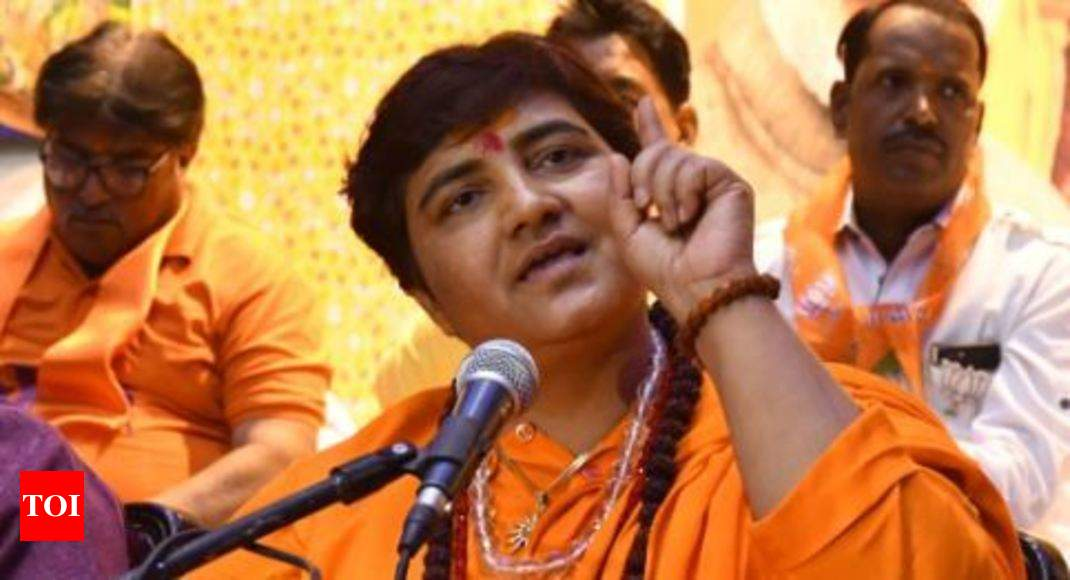 NIA: Found no grounds to prosecute Pragya, only EC can decide on poll bar