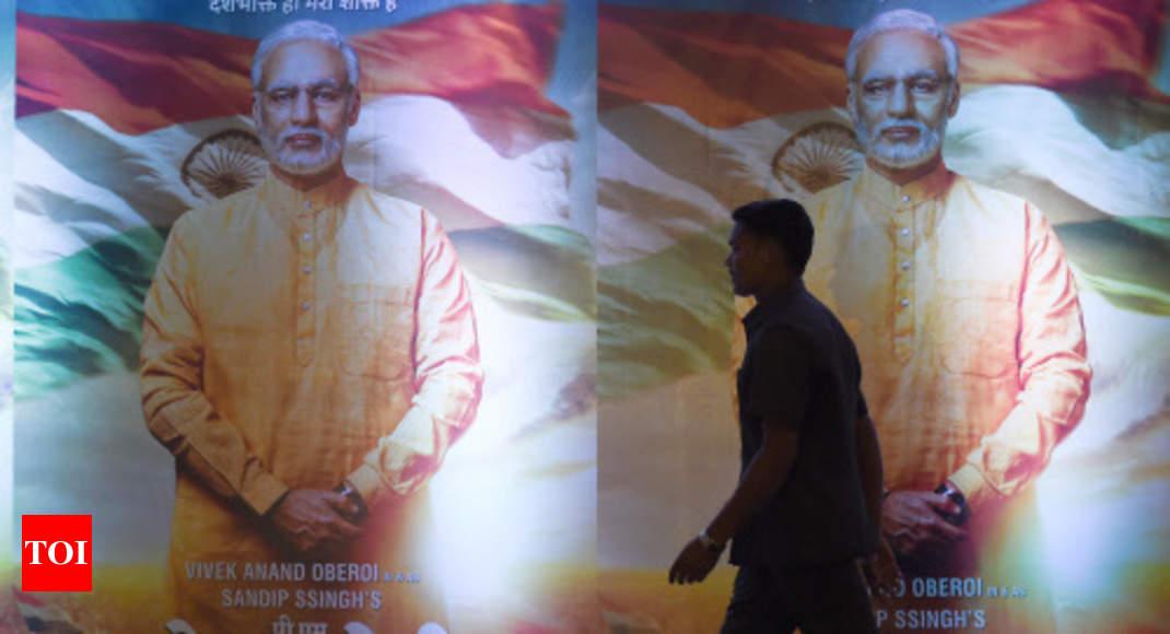 Releasing Modi biopic now will tilt balance: EC tells SC