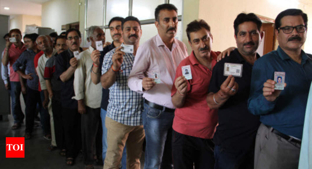 Moderate turnout continues, 66% vote in largest phase of Lok Sabha polls