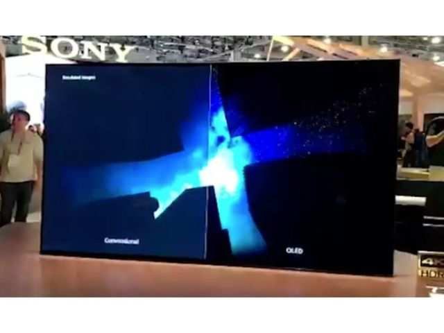 Meet Sony's new TV that costs Rs 49 lakh