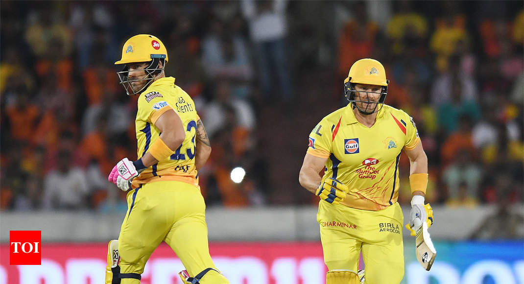 Who'll sweat the most over IPL's foreign departures? - Times of India