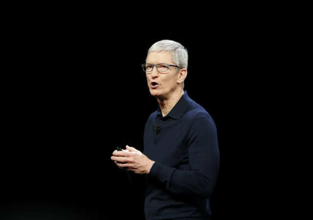 Apple CEO Tim Cook wants you to put down your iPhone