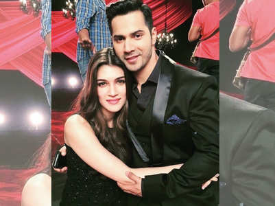 Kriti's b'day wish for Varun is simply sweet