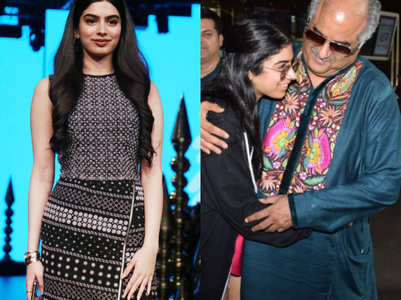 Boney Kapoor's text message to Khushi Kapoor's friend is every Indian dad!