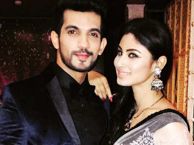 Arjun Bijlani and Mouni Roy to reunite on Naagin 3