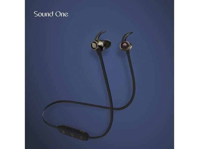 Sound One launches X70 Bluetooth earphones, priced at Rs 2,790