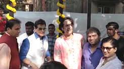 Bollywood celebs at inauguration of Padmashri Mahendra Kapoor Chowk