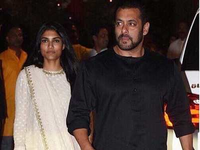 Salman to launch his niece Alizeh Agnihotri?