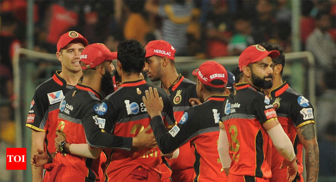 IPL 2019: Can RCB still make it to the playoffs? - Times of India