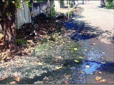 As sewage overflows across Chennai, complaints flood corporation