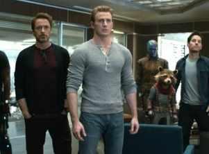 'Avengers: Endgame' full movie leaked online
