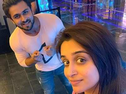 Dipika recovers from her bout of illness