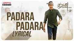 Maharshi | Song - Padara Padara (Lyrical)