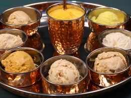Have you tried the puran poli & modak ice cream yet?
