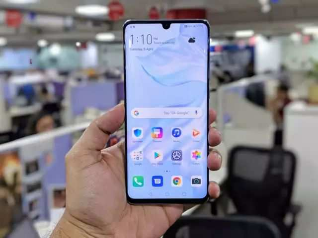 Huawei P30 Pro gets new software update