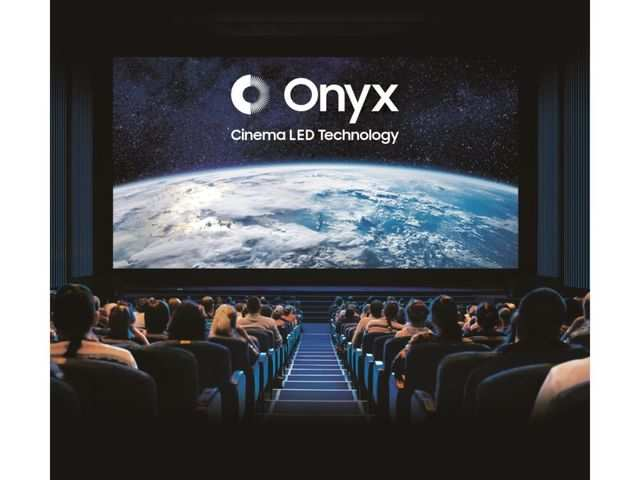 Samsung unveils 'world's largest' Onyx Cinema LED screen in India