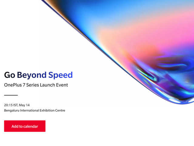 OnePlus 7 and OnePlus 7 Pro India launch event tickets go on sale, will be Amazon-exclusive once again