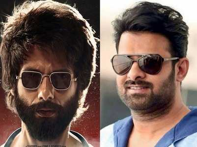 Shahid on Prabhas' review of 'Kabir Singh'