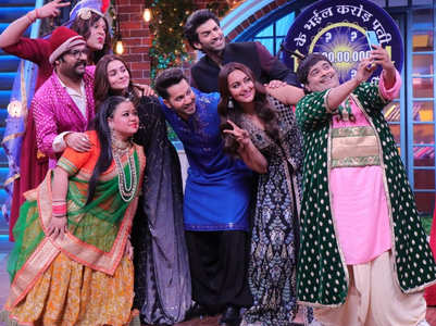 Kapil' show becomes No.1 across all channels