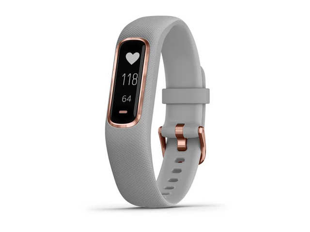 Garmin Vivosmart 4 fitness tracker with 7 day battery life launched at Rs 12,990