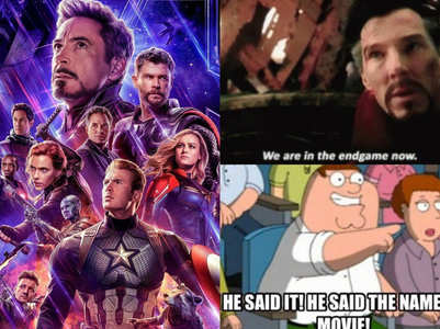 10 memes to get you ready to watch Avengers: Endgame!
