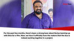 Suriya's film with Siva will go on floors in June
