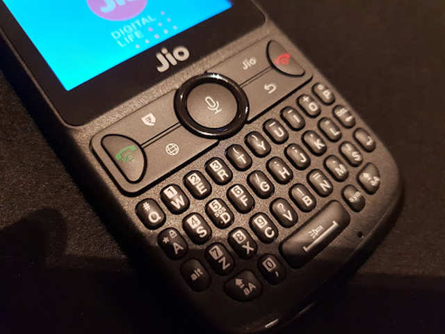 The app can be downloaded from Jio App Store and is available on JioPhone and JioPhone 2 devices.