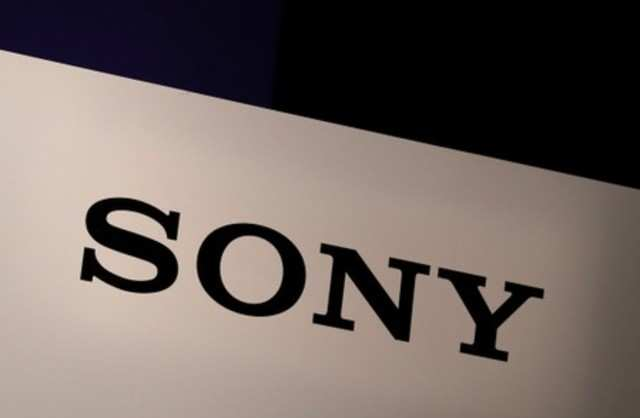 Sony Corp's logo is seen at its news conference in Tokyo, Japan November 1, 2017. REUTERS/Kim Kyung-Hoon/File photo