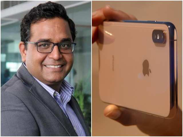 Google or Apple, wonders Paytm founder over his iPhone troubles