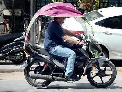 Scorching Sunday: Heat warning for Ahmedabad, Gandhinagar