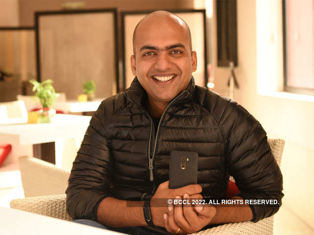 Xiaomi's Manu Jain learning offline game from Samsung