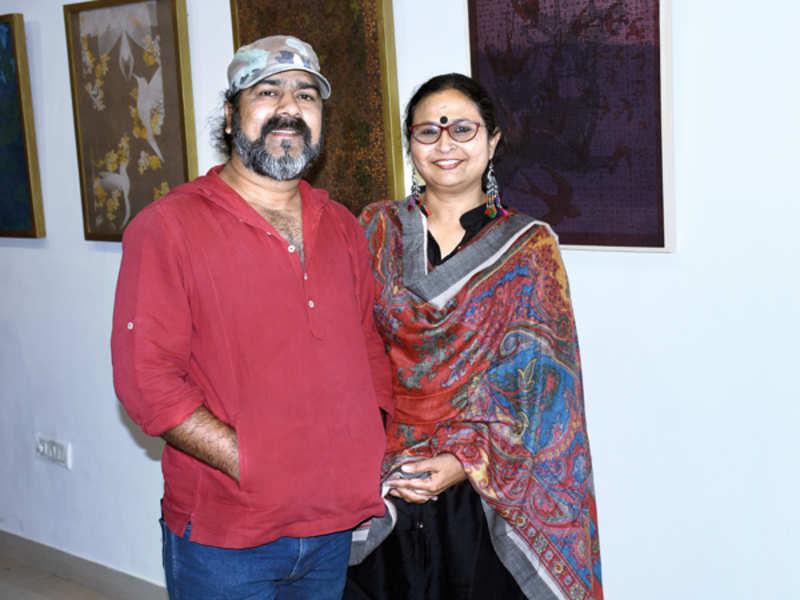 Deepak Kabir and Veena (BCCL/ Vishnu Jaiswal)