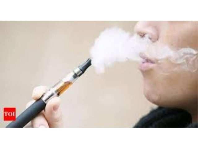 e-cigarettes pose less health risk than combustible cigarettes: Study