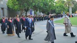 Nirma University held its 27th convocation ceremony recently