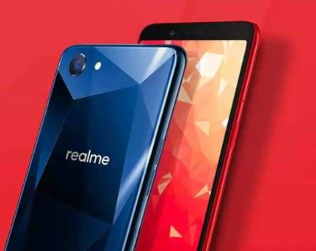 Realme could launch a budget smartphone with pop-up selfie camera soon