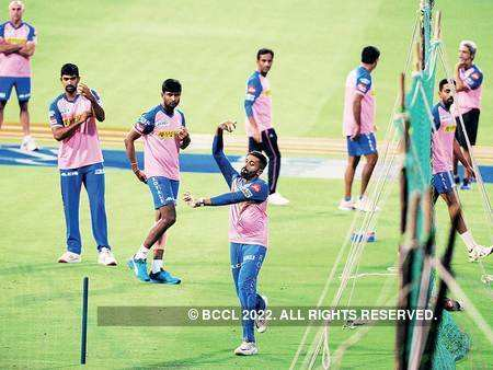 56c86fc73ea ... playoffs · Photos  Last chance for Rajasthan Royals vs Royal  Challengers Bangalore