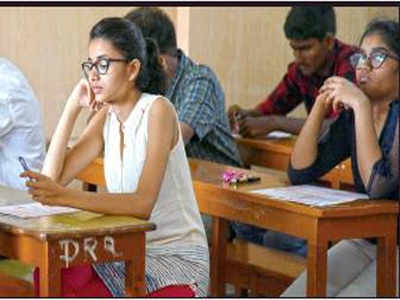 Common Entrance Test 2019: Attendance dips on Day 1 of CET