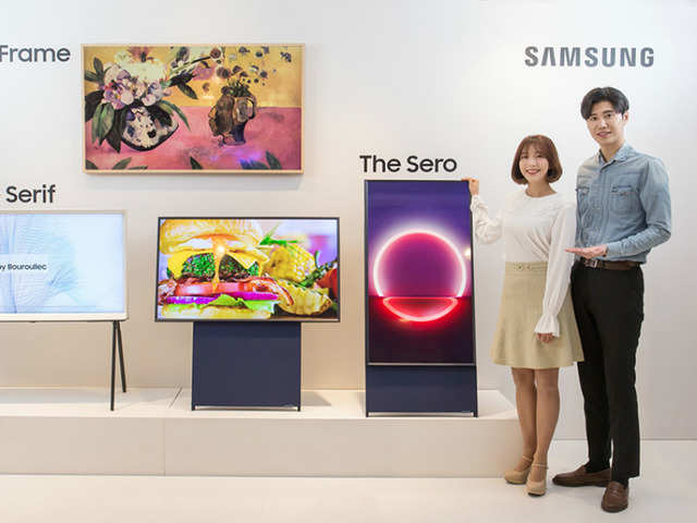 Samsung launched a 'vertical' TV for the millennial, here's what's different