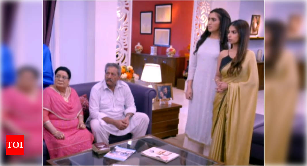 Yeh Hai Mohabbatein Written Update April 29 2019 The Bhallas Learn About Fake Ishita Times Of India Saath nibhaana saathiya 2 19th october 2020 (1st episode). yeh hai mohabbatein written update