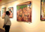 Art exhibition on Ajanta caves held at Malti Art Gallery