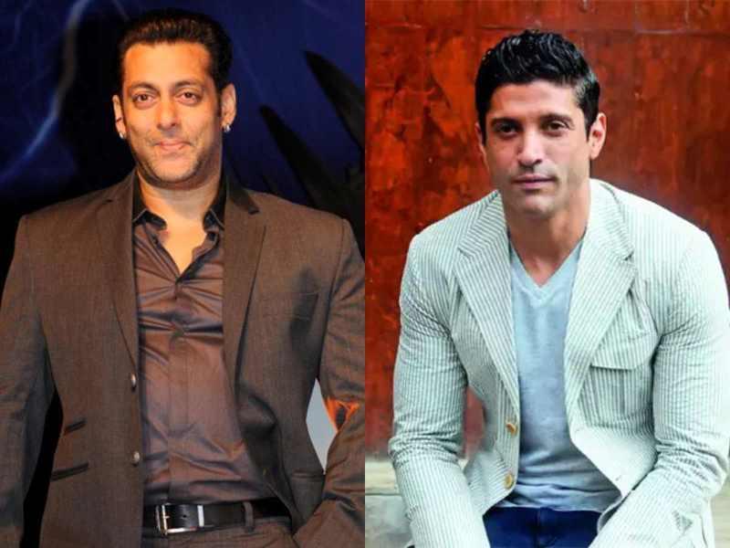 Salman Khan and Farhan Akhtar to collaborate for a film?