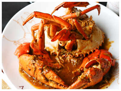 For the love of crab