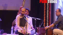 The atmosphere of Pune turned mystic with Rahul Deshpande's soulful performance