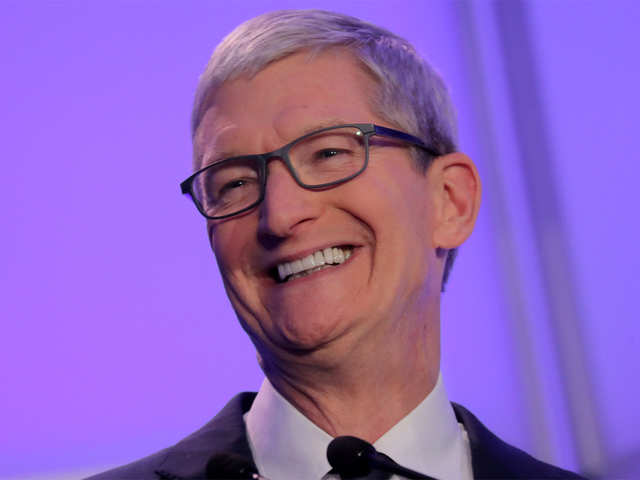 Price correction of iPhone models in India delivered better sales: Tim Cook