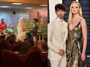 Joe Jonas and Sophie Turner tie the knot in Las Vegas